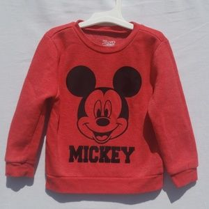 Mickey Mouse Sweater 2T